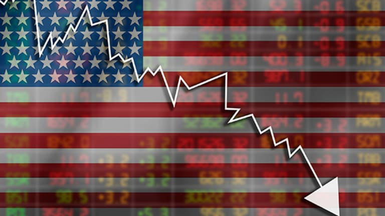 Stock Market Crash? It's Coming, and This Chart Shows How It Will Unfold