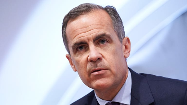 Mark Carney Leaves Markets Guessing Over Bank of England Future