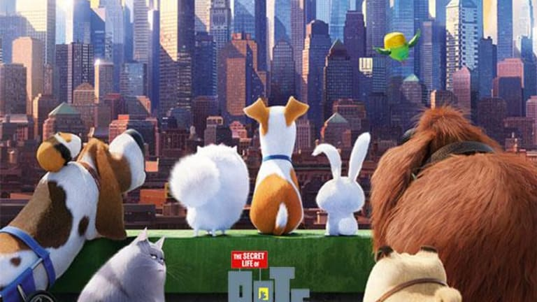 'The Secret Life of Pets' Is Box Office Top Dog
