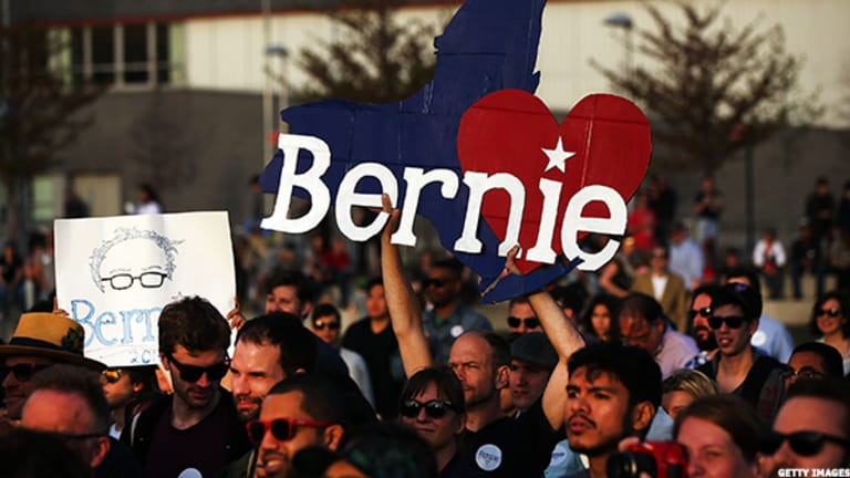 Bernie Sanders Has Lost the Democratic Nomination but He Isn't Done Fighting
