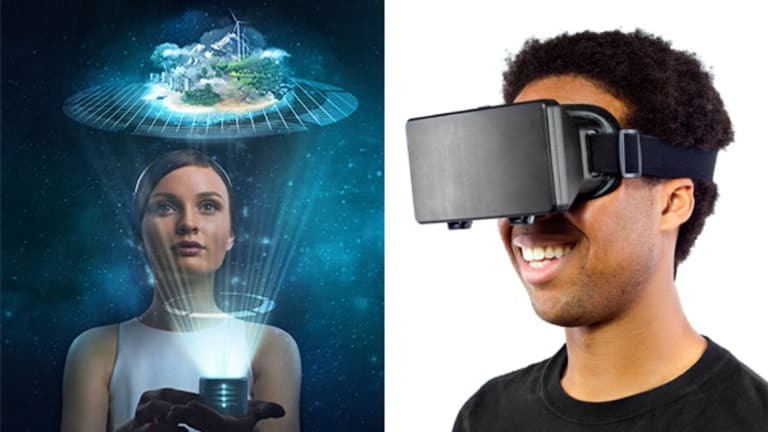 6 Stocks to Buy to Ride Growth in Virtual and Augmented Reality