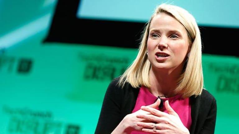 'We've met our Goals,' Yahoo's Mayer Tells CNBC