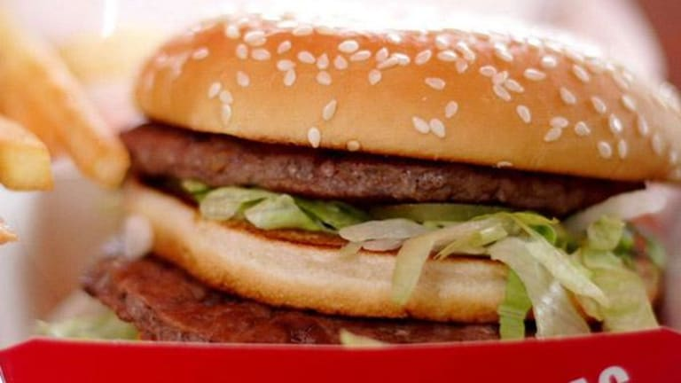 McDonald's Will Bounce Back After Big Drop; Here's a Trading Strategy to Profit