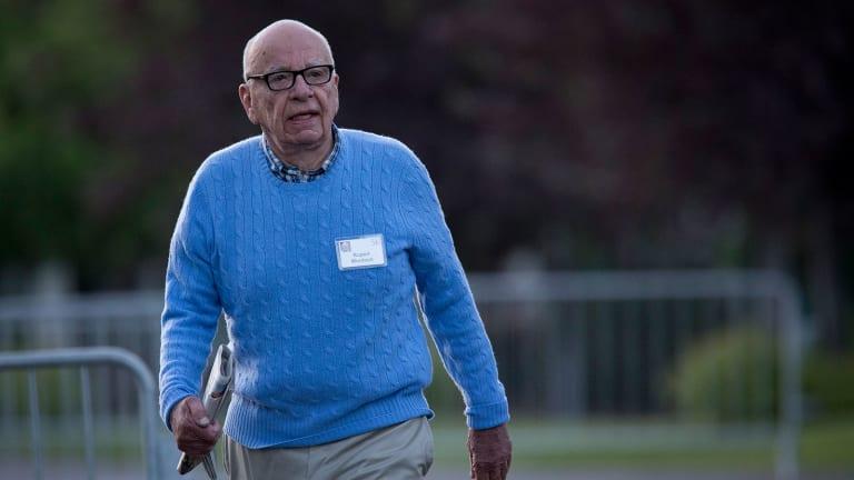 Why Rupert Murdoch Will Survive the Fox scandal