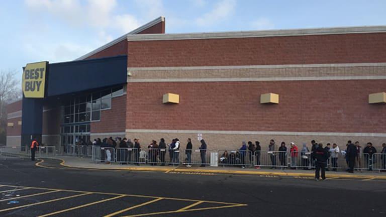 Jim Cramer -- Best Buy, Kohl's Show Retail Isn't So Horrible