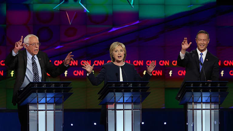 Clinton, Sanders, O'Malley: Who Was Best at the Democratic Town Hall?