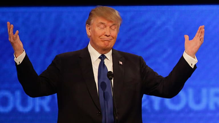 Who Is in Control of the Race for the Republican Nomination? Not Donald Trump. Here's Why