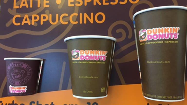 Dunkin' Donuts Pokes Fun at New Starbucks Rewards Program