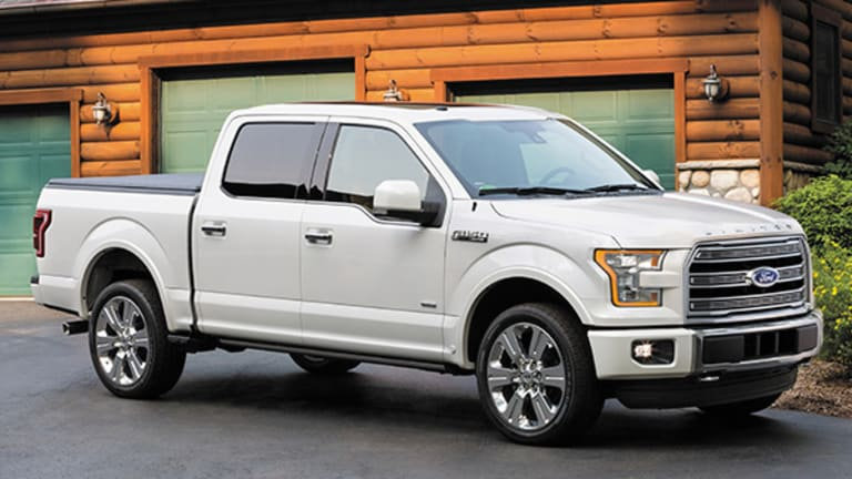 Ford and GM Shares Should Benefit From Rising Truck Sales, Analyst Says