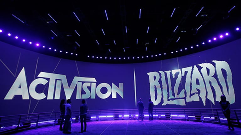 Activision Blizzard (ATVI) Stock Gets 'Overweight' Rating at Morgan Stanley