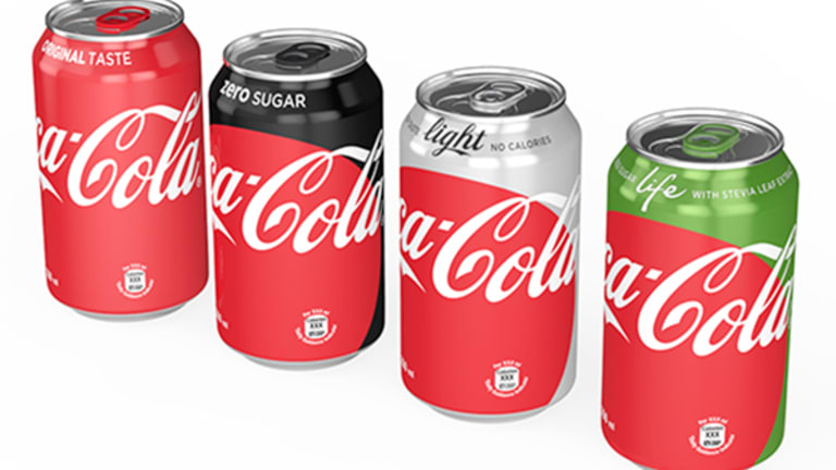 Coca-Cola Changed Its Iconic Cans and People Are Drinking It Up