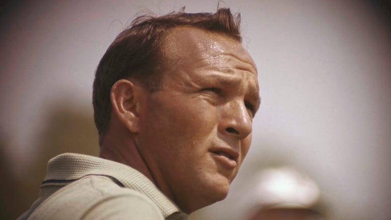 Arnold Palmer: World Loses Brand as Well as Sportsman