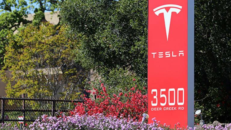 Tesla (TSLA) Unveils Solar Roof Shingles