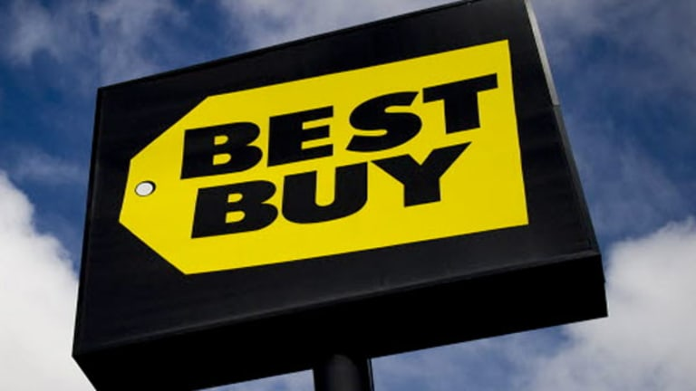 Jim Cramer: 'What I Care About with Best Buy (BBY) is Actual Sales'