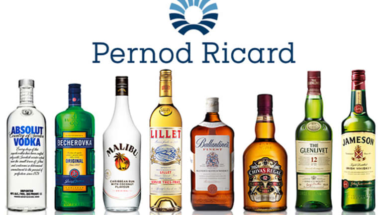 More Americans Shifting to More Expensive Liquor