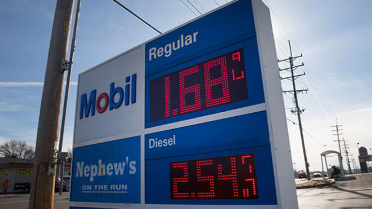 Low Gas Prices Are Encouraging Memorial Day Drivers to Hit the Road