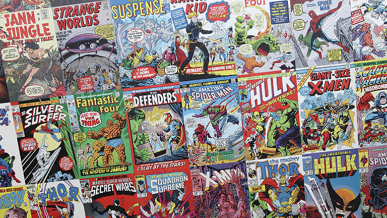 5 Comic Books Outperforming Gold And the S&P
