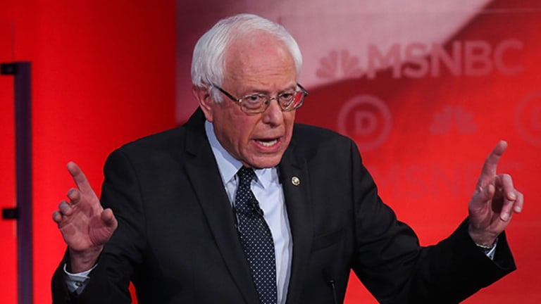 Bernie Sanders Would Help Community Banks, If He Can Win the Election