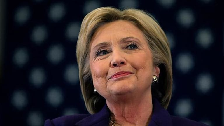 Hillary Clinton's Historic Night a Group Effort by Bill, Obama and Others