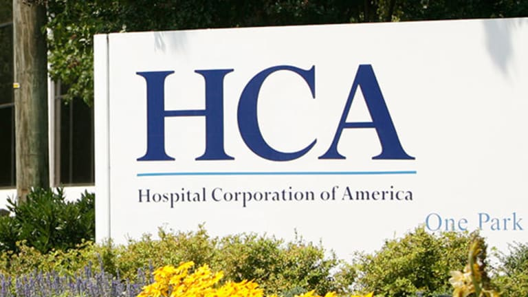HCA Stock Slides Ahead of Thursday's Q3 Results
