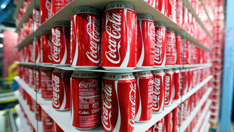 Coca-Cola Hints China Economy Not Growing as Fast as Expected
