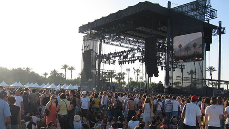 Music Festival Sojourns Are the Latest Craze Among Travelers