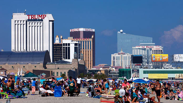 N.J. Selects Former Attorney General to Restructure Atlantic City Debt