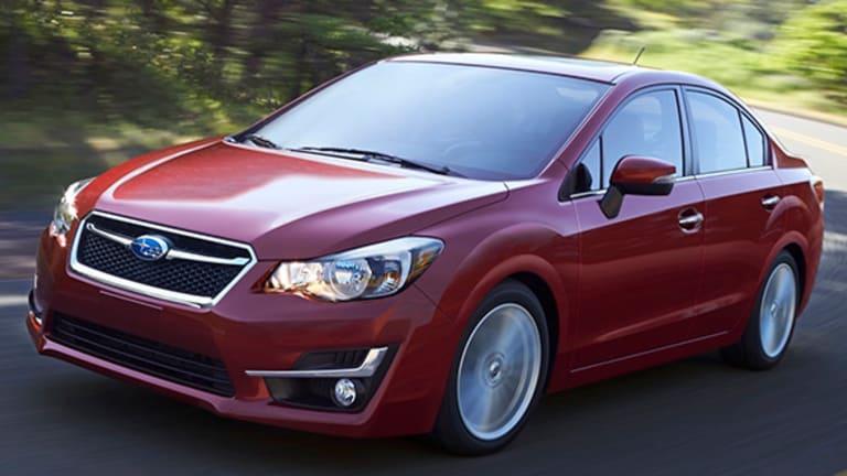 Subaru Recalls Over 33K Vehicles For Engine Failures