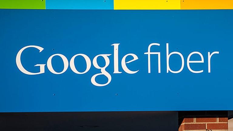 Alphabet (GOOGL) Stock Closed Up, Plans to Expand Google Fiber