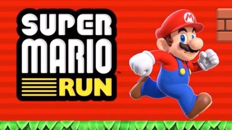 Nintendo's 'Super Mario Run' Slows on Leader Board