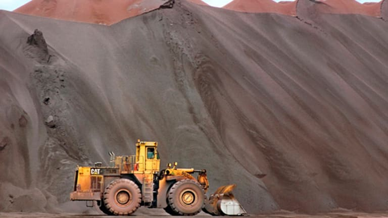 Despite Rally, Mining Stock Vale Remains Stressed-Out