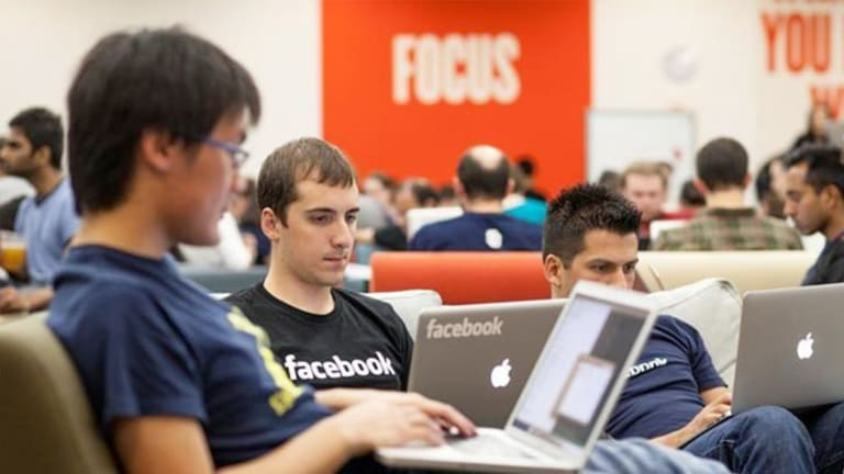 Facebook's New Workplace Service Is All About Keeping Users Hooked on Facebook