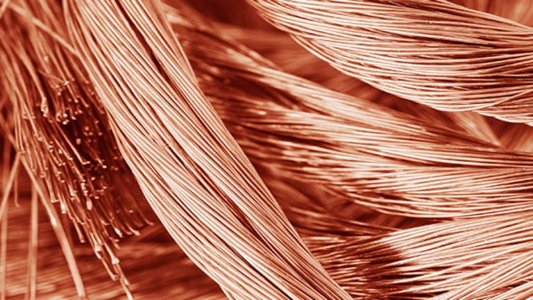 A Blow-Off Top in Copper? Consider These Charts