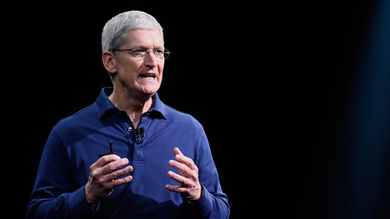 Will Tim Cook's Visit to Beijing Help Apple's Sales in China?