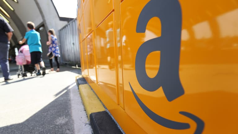 Say What? Amazon Might Be Getting Into Sportswear