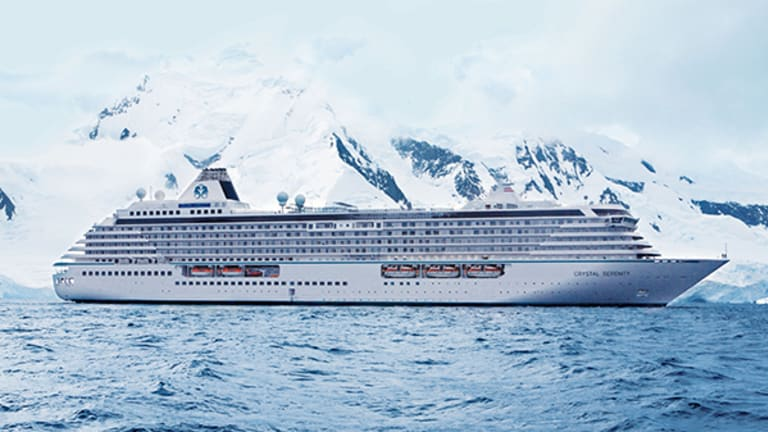 Luxury Cruises Through the Legendary Northwest Passage Are Now a Reality