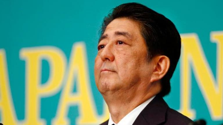 World Can Thank North Korea's 'Rocket Man' If Shinzo Abe Wins Japan's Election