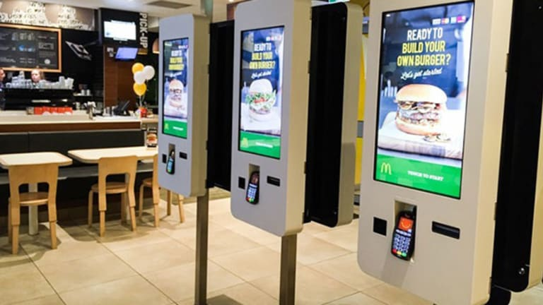 McDonald's New Mobile Ordering Highlights a Commitment to Change