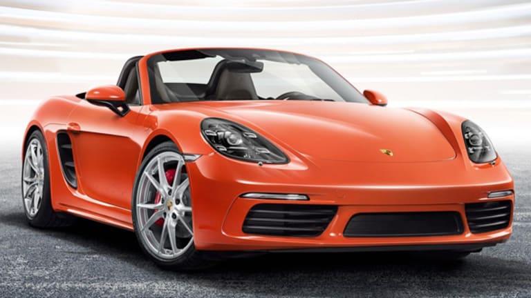 Porsche Sticks to Outlook but Warns of Legal Risks From VW Diesel Emissions Scandal