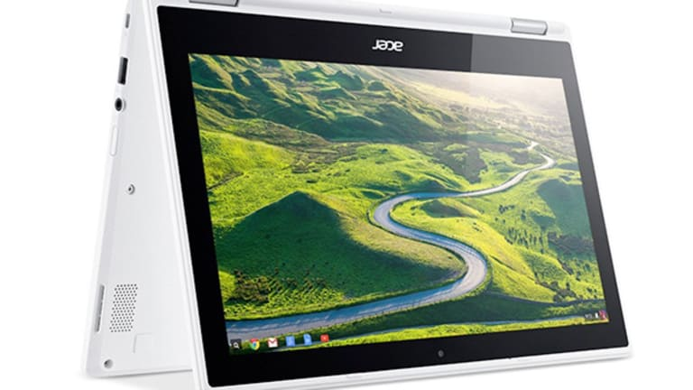 What Happens When You Cross a Google Chromebook with a Lenovo Yoga?