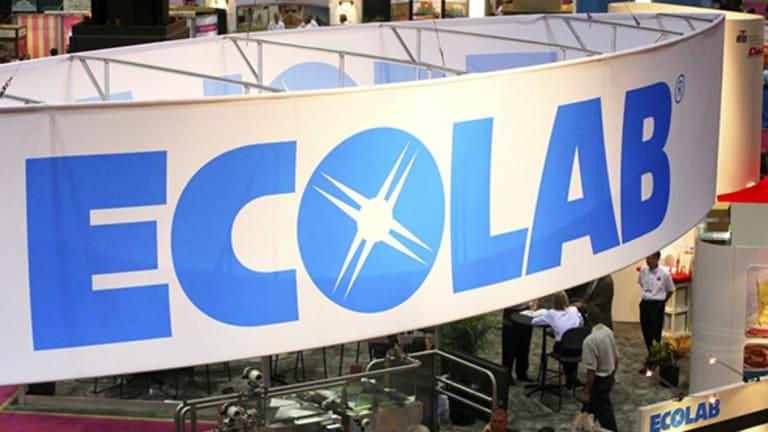 Ecolab (ECL) Stock Price Target Lowered at Nomura
