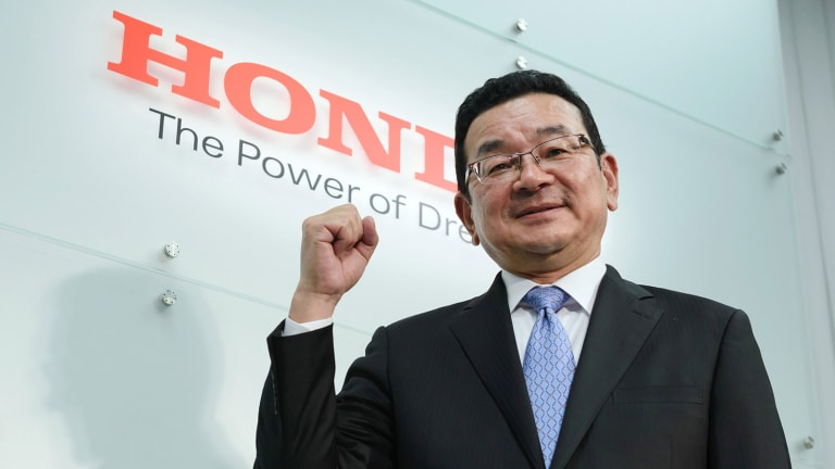 Honda's Self-Driving Alphabet Deal Signals Shift in Japanese Automaker Thinking