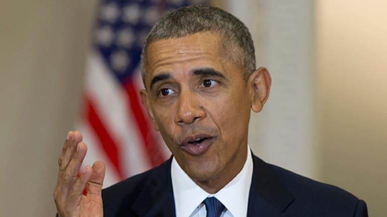Jim Cramer Reacts to Obama's Correspondents Speech