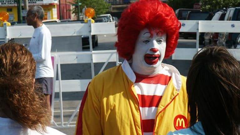 Why Hiding Ronald McDonald Amid Creepy Clown Outbreak Doesn't Matter