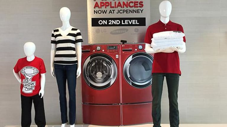Blast From the Past: J.C. Penney Selling Appliances for First Time in Millennial Lifetime