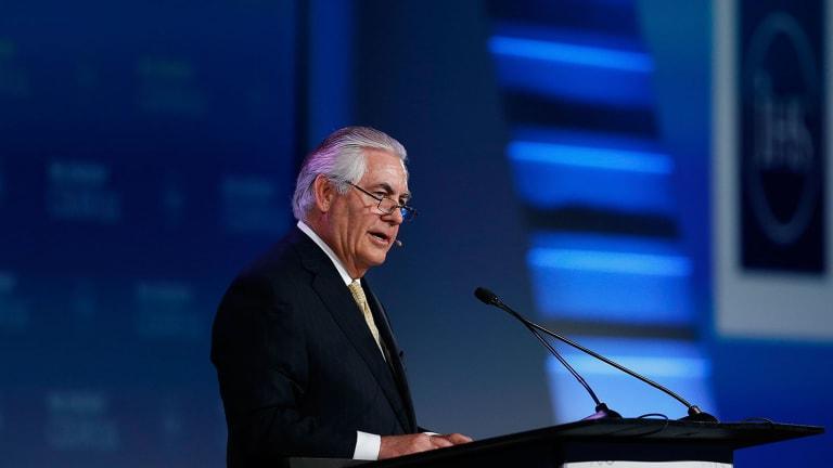 Trump Said to Pick Exxon Mobil CEO Tillerson for Secretary of State
