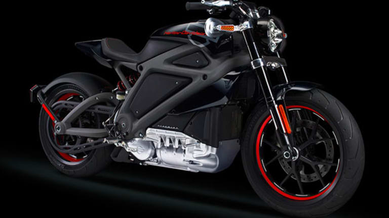 Why Harley-Davidson's First Electric Motorcycle Won't Arrive Before 2021