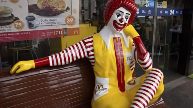 It May Look Bleak Right Now, but McDonald's Does Have Decades of Proof That It's a Survivor
