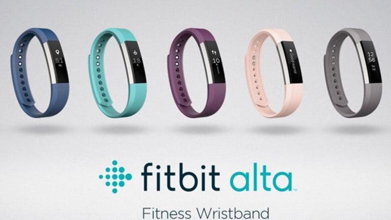 Fitbit: Official Sleep Tracker, Jersey Patch Logo for the NBA's Timberwolves