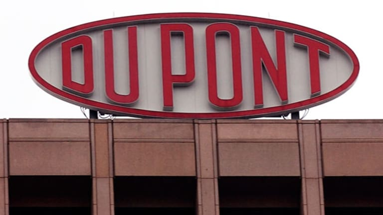DuPont Raises Full-Year Outlook on Restructuring Efforts